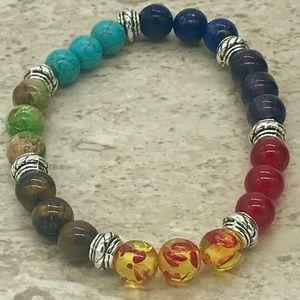 Jewelry - Multi-stone bracelet